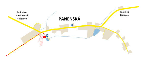Mapa obce